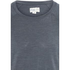 Bergans Sveve Camiseta de Lana Hombre, graphite mel